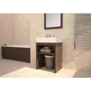 Ivinghoe Stone Beige Matt Wall & Floor Tile 600 x 300 mm (Pack Of 5)