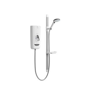 Mira Advance 8.7kw Thermostatic Shower With Flex Fittings