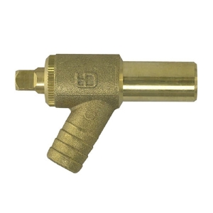 JG Speedfit Brass Draincock 15mm 15BDC