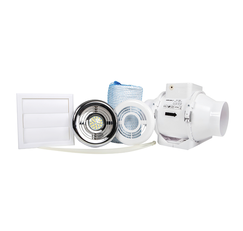 Bathroom Extractor Fans & Fan Kits