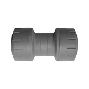 Polypipe PolyPlumb Straight Coupler 15mm - PB015