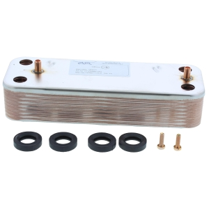 Baxi Heat Exchanger DHW (16 Plates) 7225723