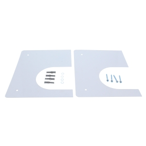 Worcester Bosch Firestop Plate Complete with Screws 87180069070