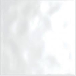 Johnsons Bumpy White Tile 200 x 200 mm (Pack Of 25)