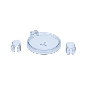Grohe 27206000 Relexa Soap Dish for 25mm Rails Clear