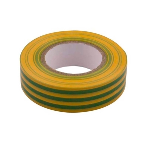 Unicrimp 1933YG 19mm x 33m Electricians Tape - Yellow/Green