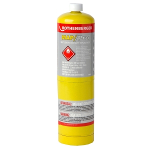 Rothenberger Map-Pro Replacement Gas Cylinder 400g