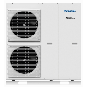 Panasonic 9kW Aquarea T-Cap Monobloc Single Phase Heat Pump