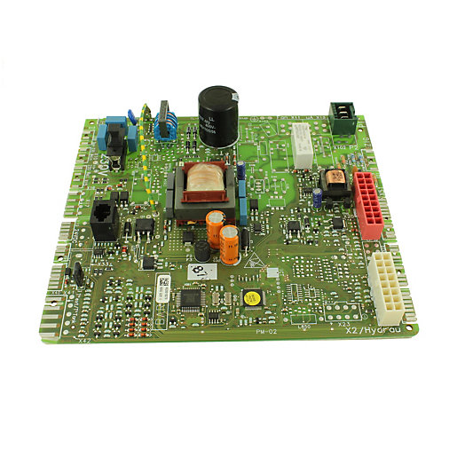 Printed Circuit Boards, Control Boxes, Fuses & Accessories
