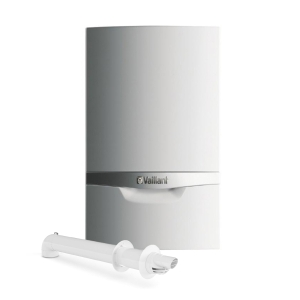 Vaillant ecoTEC plus 400 24kW Heat Only Boiler with Horizontal Flue Pack 10021223