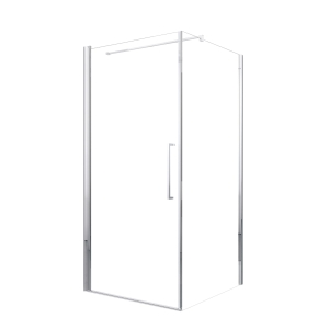 Novellini Young Shower Enclosure Side Panel 730 - 750 mm Y2FG73-1K
