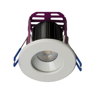 Robus Ramada 7W Warm White Dimmable Downlight - IP65