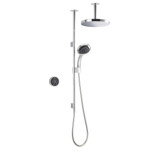 Mira Platinum Dual Pumped Mixer Ceiling Fed