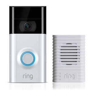 Ring Video Doorbell 2 & Doorbell Chime