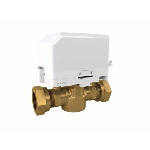 Drayton ZA5/679-2 2-Port Motorised Zone Valve 22 mm 27100
