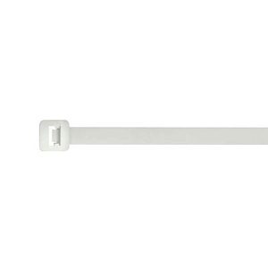Unicrimp QT165m 165mm X 2.5mm Cable Tie - Natural - Pack Of 100