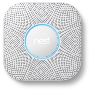 Google Nest Protect Smoke & Carbon Monoxide Alarm - Wired - 2nd Generation
