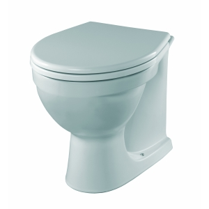 Twyford Alcona Back To Wall Toilet Pan AR1438WH