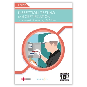 Niceic Inspection Testing and Certification