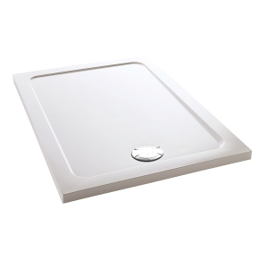 Mira Flight Safe Low Profile Rectangle Shower Tray 1000 x 760 mm
