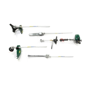 WEBB 4 in 1 2 Stroke Petrol Multi Cutter