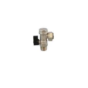 Baxi 248224 Flow Isolation Tap