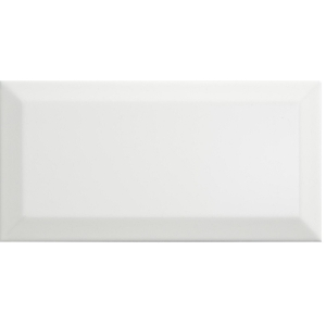 Bisel Blanco Wall Tile 100 x 200 mm (Pack Of 50)