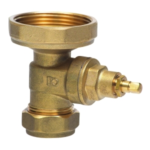 PlumbRight Gate Type Pump Valve 22mm x 1 1/2""