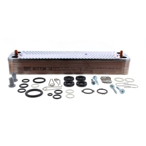Worcester Bosch Heat Exchanger 20 Plate 87161082120