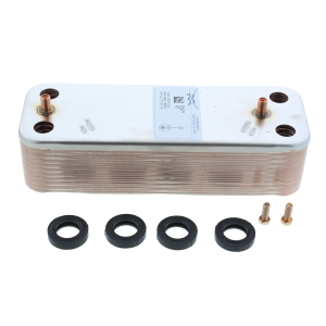 Baxi Heat Exchanger DHW (20 Plates) 7223558