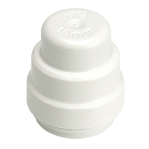 JG Speedfit Stop End White 28mm - PSE4628W
