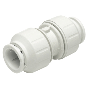 JG Speedfit Equal Straight Coupler 15mm - PEM0415W