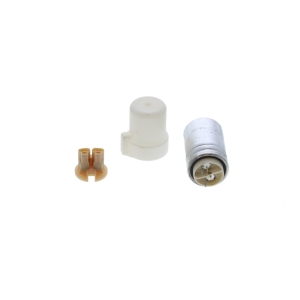 Worcester Bosch 87161566650 3 Uf Capacitor for AEG Motor [+/-5%]
