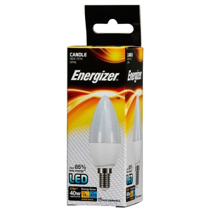 Energizer SES Candle Opal LED Light Bulb - 5.9W