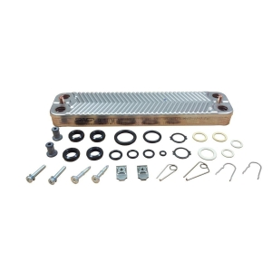Worcester Bosch Plate Heat Exchanger (10 Plate) 87161066860