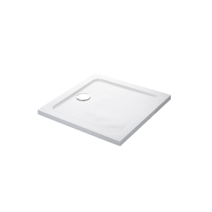 Mira Flight Low Profile Rectangle Shower Tray 800 x 800mm