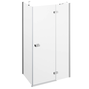 iflo Kilfane 1000 Hinge & Inline and 800 Side Panel